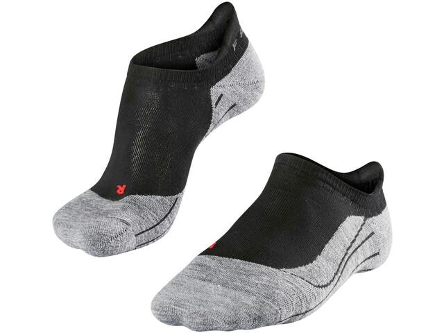 Falke RU4 Invisible Running Socks Women black-mix